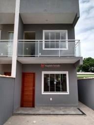 Casa com 2 dormitórios à venda por R$ 250.000,00 - Barra de São João - Casimiro de Abreu/R