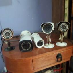 Vendo  Câmeras CFTV