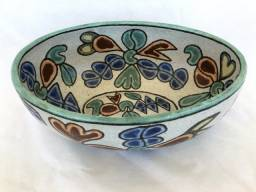 Bowl Oval (Travessa) / Oficina Cerâmica Francisco Brennand
