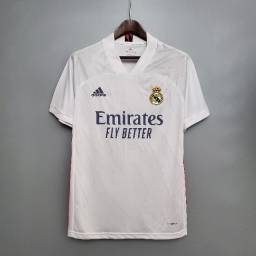 Camisa Real Madrid Nova Pronta Entrega