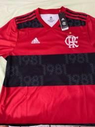 Camisa Flamengo 2021 Lançamento