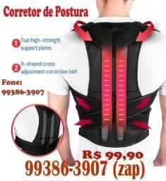 Corretor de postura Corretor de Postura Corretor de Postura Corretor de Postura