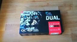 Rx580 4GB Asus