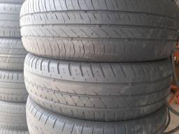Vendo 4 pneus 185/65/15 seminovos vulcanizados
