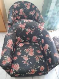 Sofá tecido