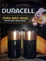Pilha Duracell c/2 1.5 v