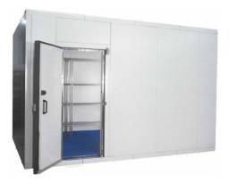 Câmara Fria - Equipamento para armazenagem resfriada