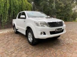 Toyota - Hilux CD srv 3.0 4x4 2012