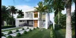 Casa em fase de construção