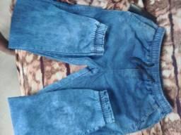 Vendo essas 2 calças usado apenas 1 vez cada uma, tamanho g