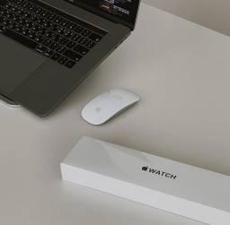 Vendo Apple Watch SE2020 44MM preto LACRADO !