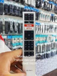 Controle de Tv Aoc Smart ( Pilhas de brinde )