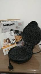Máquina de waffle Mondial