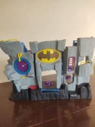 Bat-caverna(Bat cave) Imaginext   LER A DESCRIÇÃO
