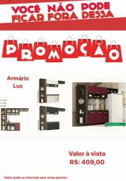 JsbARMÁRIO DE COZINHA 4 CORES PROMOÇÃO!