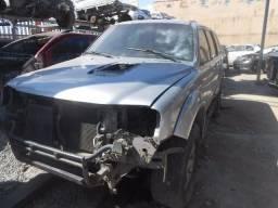 Mitsubishi l200 pajero sport v6 ano 2004 gasolina sucata so peças