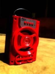Caixa De Som Ridgeway portable Speaker model:BS-401
