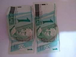 Notas de R 1,00