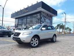 Hyundai Santa Fe GLS 2.7 V6 - 2010 Aut - Top de linha 5Lug - Aceito seu carro e financio - 2010