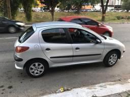 Peugeot 206 1.4 Flex 2008 - Ótimo estado - 2008