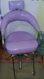 Vendo cadeira para salão