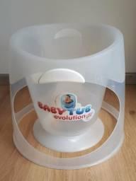 Banheira balde ofurô BEBÊ baby tube
