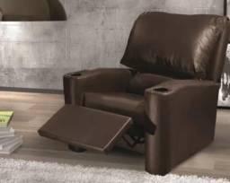Cadeira poltrona do papai com porta copos K552