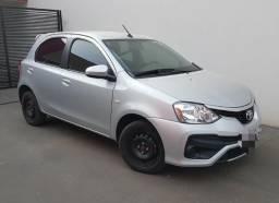Toyota Etios (Automático) - 2018