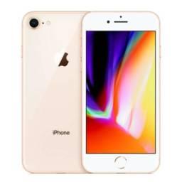 IPhone Apple 8 64 GB-Garantia Apple 1 Ano 10xS/Juros-Somos Loja Fisica