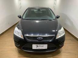 Focus Sedan automático top de linha/botão start-stop impecável!!! Pouco rodado - 2011