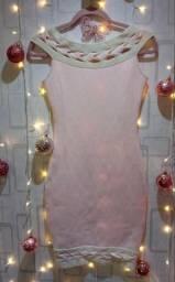 Vestido Tricot modal
