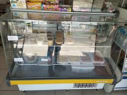 Vendo freezer expositor gelopar