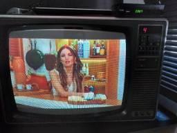 Televisão de tubo (retrô)