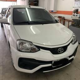 Etios Sedan 1.5 X - 2018