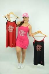 Vestido do Flamengo