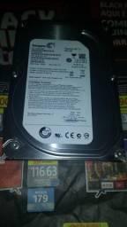Vendo HD Marca Seagate 500 GB Usado Apenas 1 Mês Estar Com Defeito