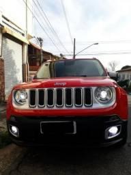 Jeep Renegade 1.8 16v Flex Limited - Impecável! - 2018