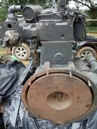 Motor MWM Marinado a Diesel 4 cilindros