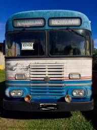 Ônibus Motorhome barbada