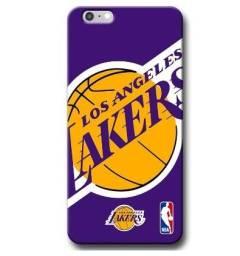 Capinha de Celular NBA - Iphone 6 6S - Los Angeles Lakers