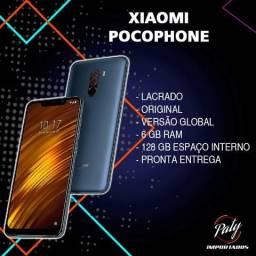 Xiaomi // Pocophone F1 // 128GB // Top de linha // Pronta Entrega// Versão Global//