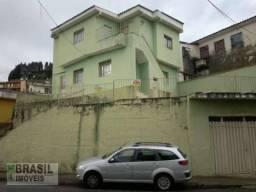 Casa com 1 dormitório para alugar, 50 m² por R$ 500,00/mês - Jardim Santa Rita - Poços de