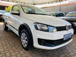 VW Saveiro CS 1.6 Trend Completo Branca 2015