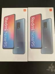 Xiaomi Redmi Note 9s 128gb/6gb 12x sem juros lacrado