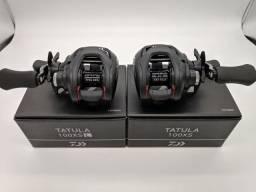 Carretilha Daiwa Tatula 100XS/L - 8.1:1 - NOVA
