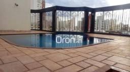 Cobertura com 4 dormitórios à venda, 410 m² por R$ 1.490.000,00 - Setor Bueno - Goiânia/GO