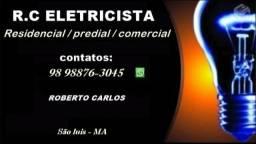 Eletricista Predial/Residencial