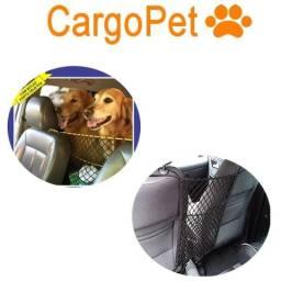 Rede Elástica Limitadora De Cachorros CargoPet
