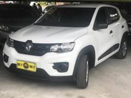 Renault Kwid 2018 + GNV (Único Dono, taxa 0,65%) - 2018