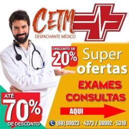 Despachante Médico CETM
